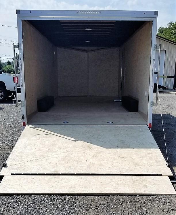 2021 Cargo Express 8.5 X 20 Enclosed Cargo Trailer