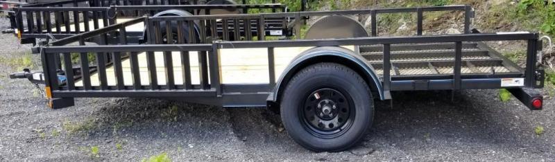2020 Top Hat Trailers 7X12 ATV Trailer