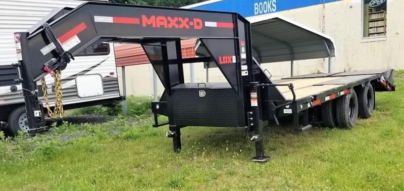 2021 MAXXD 20+5 X 102 LDX Equipment Trailer