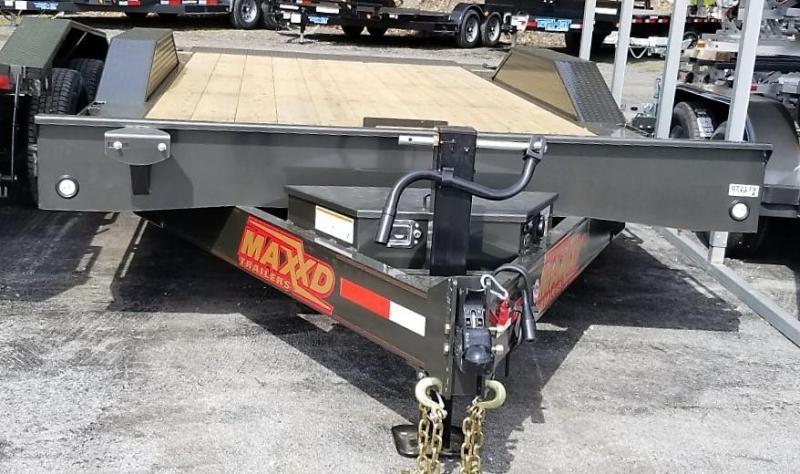 """2020 MAXXD 20'X102"""" 14K POWER TILT Car / Racing Trailer"""