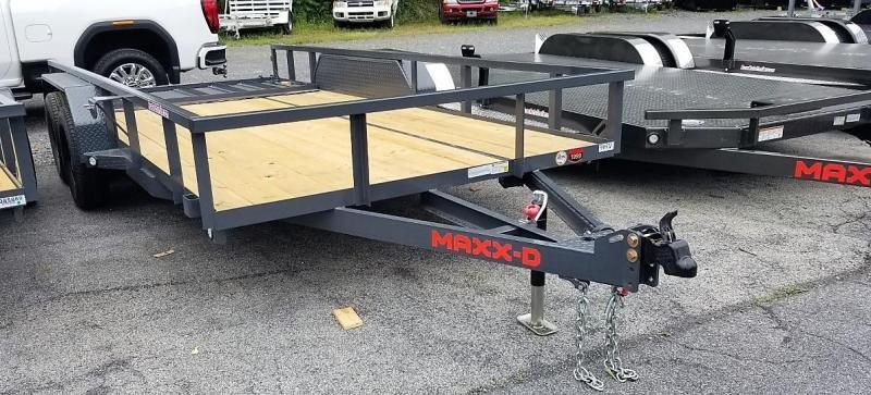 2022 MAXXD 7x16 Utility Trailer