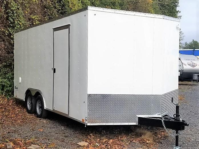 2021 Cargo Express 8.5 X 18 Enclosed Cargo Trailer