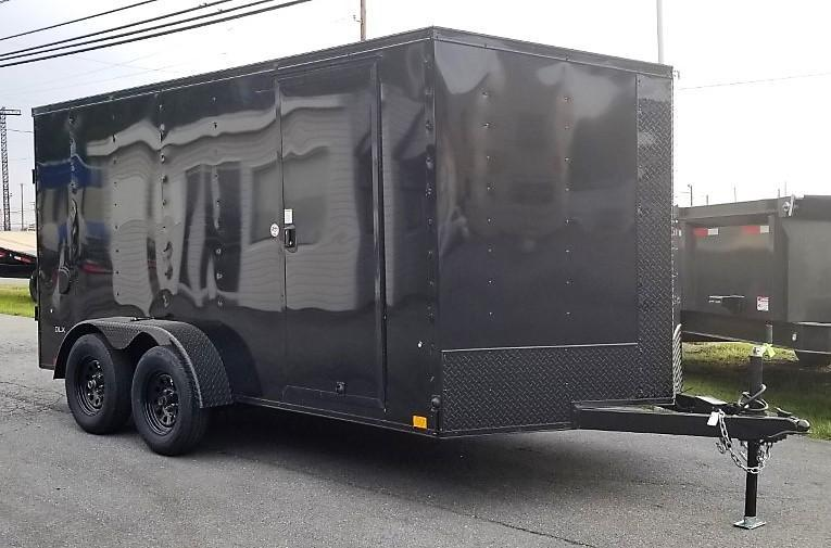 2022 Cargo Express 7x14 Enclosed Cargo Trailer