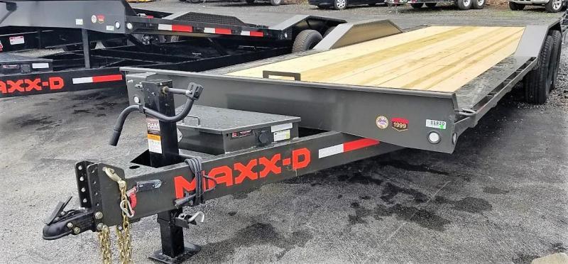 """2021 MAXXD 24'X102"""" T6X Car / Racing Trailer"""