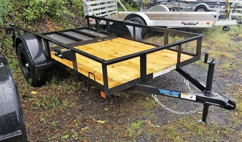 2022 Top Hat Trailers 5X10 Utility Trailer