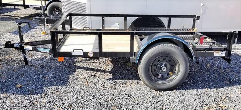 2021 Top Hat Trailers 5X8 Utility Trailer