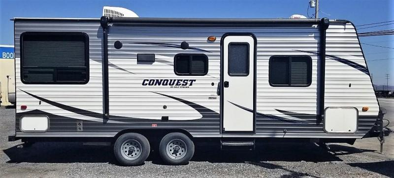 2017 Gulfstream Conquest 20FT Travel Trailer RV