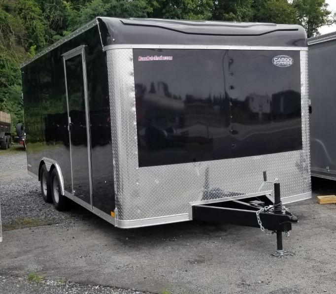 2022 Cargo Express 8.5X18 Enclosed Cargo Trailer
