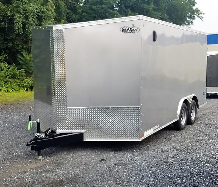 2022 Cargo Express 8.5X16 Enclosed Cargo Trailer