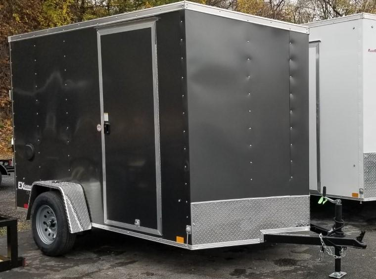 2021 Cargo Express 6X10 Enclosed Cargo Trailer