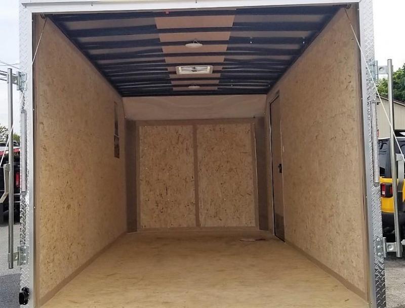 2022 Cargo Express 7x14 Enclosed Cargo Trailer