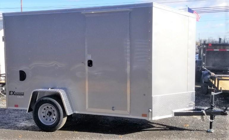2021 Cargo Express 5x10 Enclosed Cargo Trailer