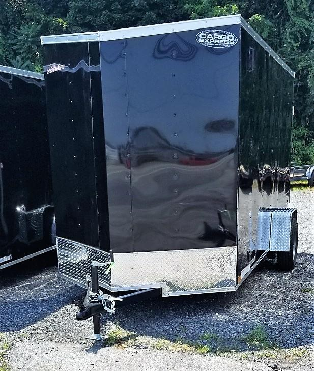 2022 Cargo Express 6X12 7FT INT HT Enclosed Cargo Trailer