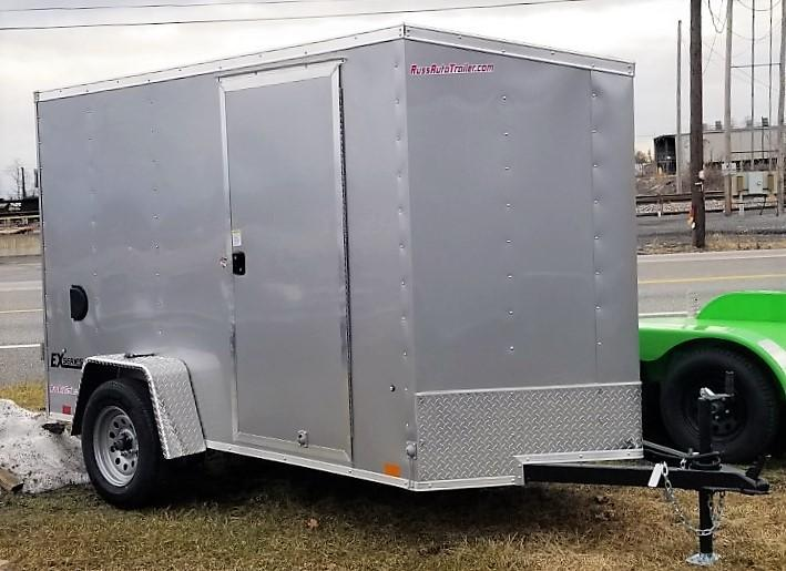 2022 Cargo Express 5X10 Enclosed Cargo Trailer