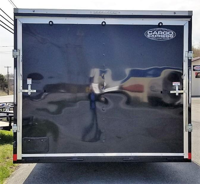 2022 Cargo Express 8.5X24 Enclosed Cargo Trailer