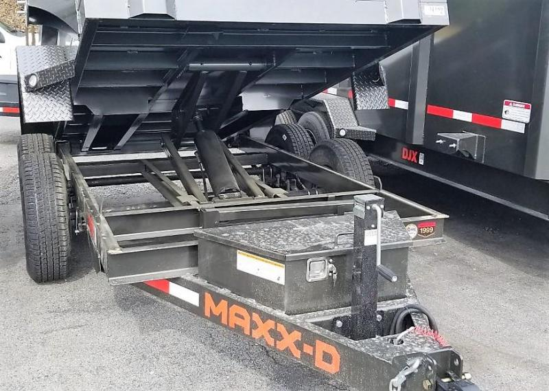 2021 MAXXD 5X10 Dump Trailer