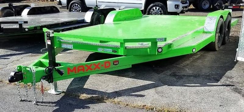2021 MAXXD 7x18 Car / Racing Trailer