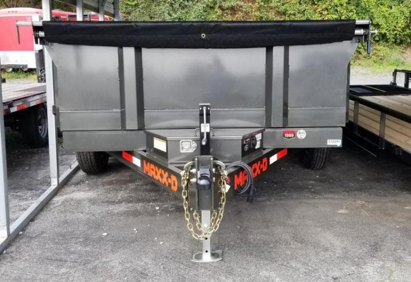 2021 MAXXD 7X12 DMX Dump Trailer
