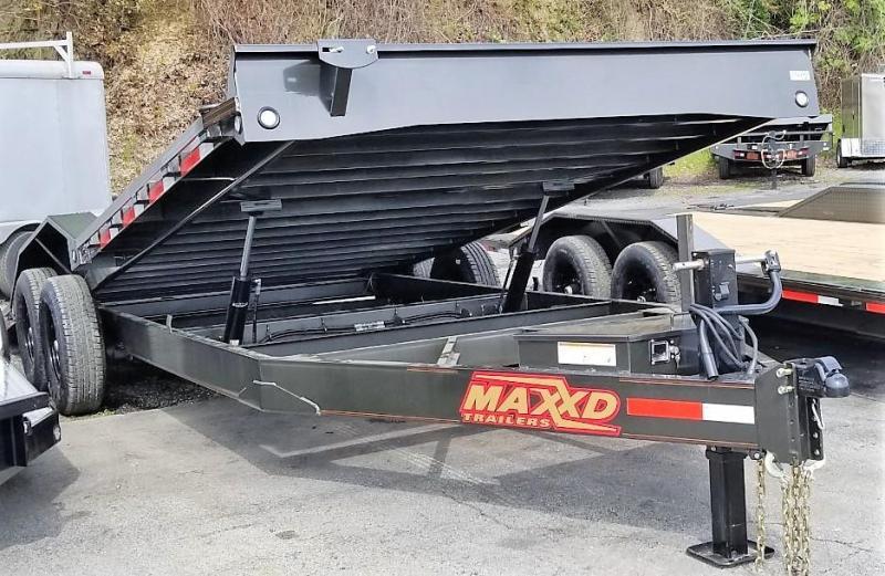 """2020 MAXXD 24'X102"""" 14K POWER TILT Car / Racing Trailer"""