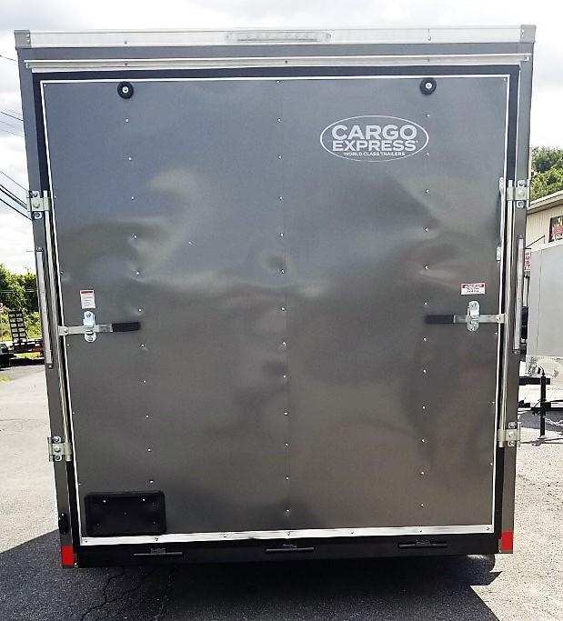 2022 Cargo Express 7X12 Enclosed Cargo Trailer