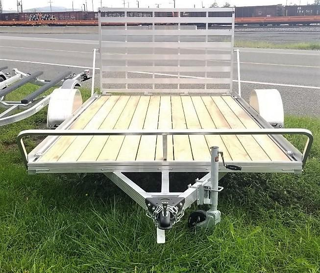 2021 Triton Trailers 6.5 X 12 Utility Trailer