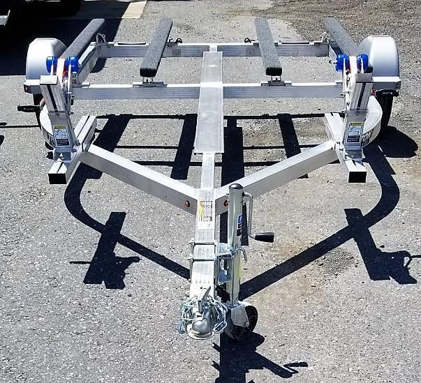 2021 Triton Trailers ELITE WCII-X 2-PLACE JET SKI TORSION AXLE