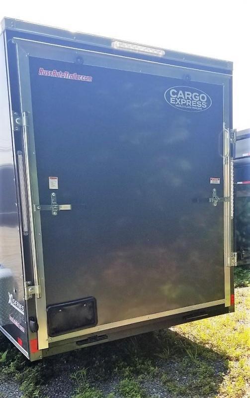 2022 Cargo Express 6X12 Enclosed Cargo Trailer