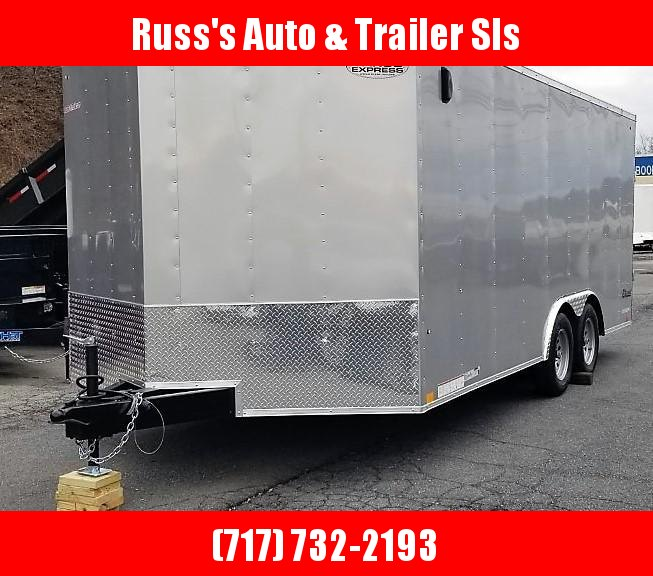 2022 Cargo Express 8.5X18 Enclosed Cargo Trailer