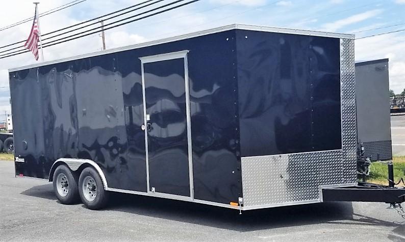 2021 Cargo Express 8.5x20 Enclosed Trailer w/Ramp Door