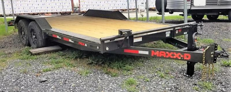 2021 MAXXD 18X102 H6X Equipment Trailer