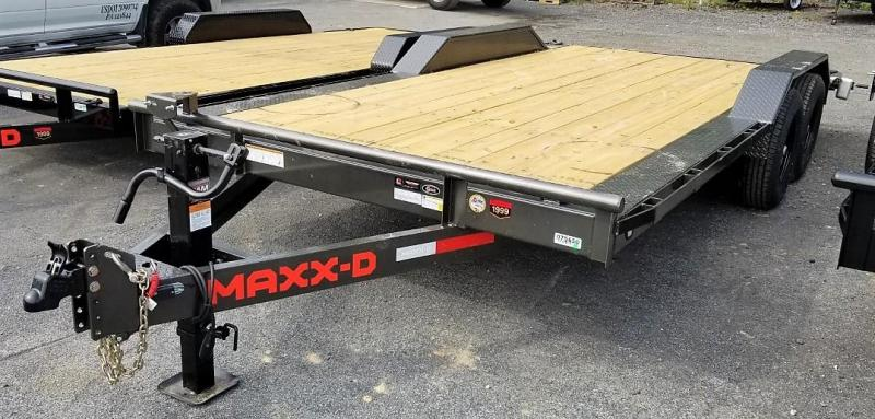 "2021 MAXXD 18'X102"" H6X Car / Racing Trailer"