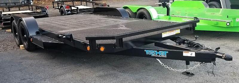 2021 Top Hat Trailers 7x18 Car / Racing Trailer