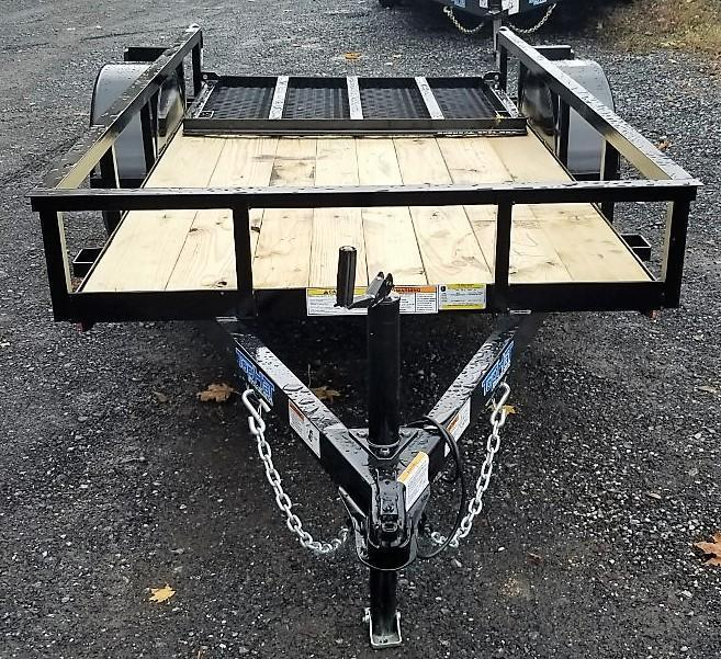 2021 Top Hat Trailers 4.5X9 Utility Trailer