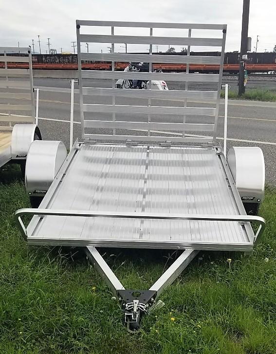 2021 Triton Trailers 5 X 8 Utility Trailer