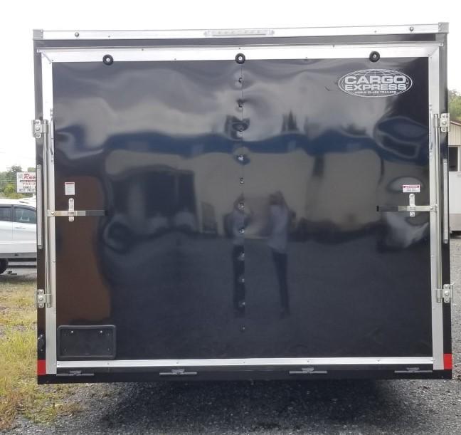 2021 Cargo Express 8.5X24 Enclosed Cargo Trailer