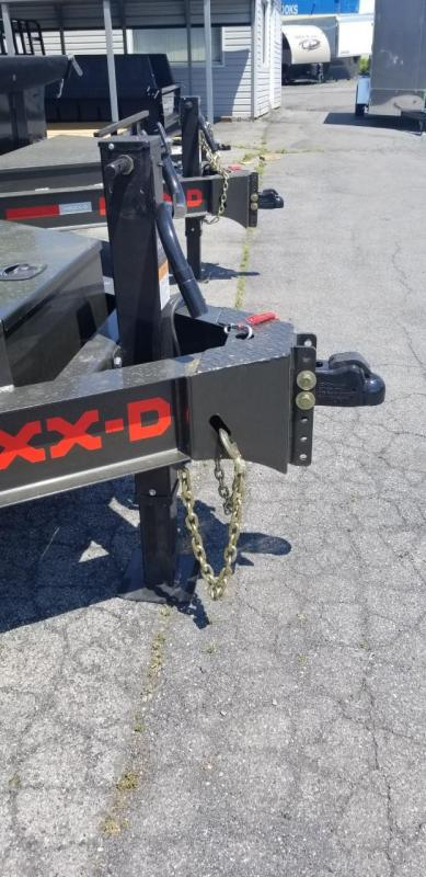 2021 MAXXD 7x14 DJX Dump Trailer