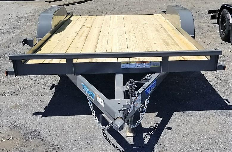 2021 Top Hat Trailers 7X14 Car / Racing Trailer