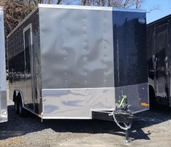 2022 Cargo Express 8.5 X 18 Enclosed Cargo Trailer