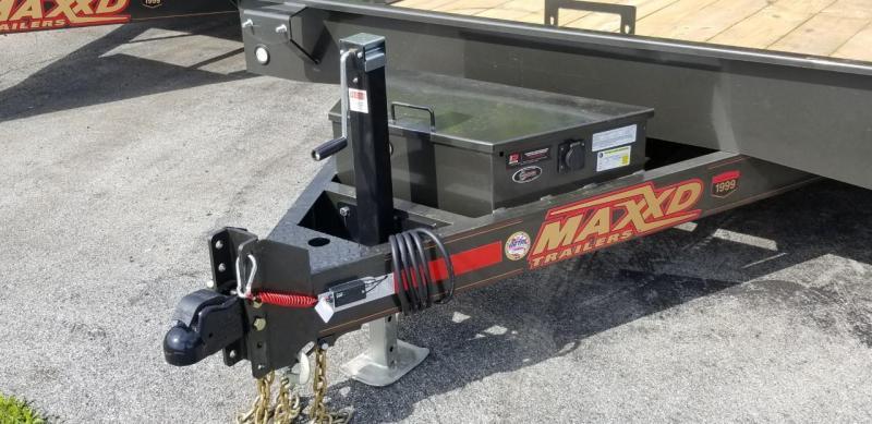 """2020 MAXXD 20'X102"""" 10K POWER TILT Car / Racing Trailer"""