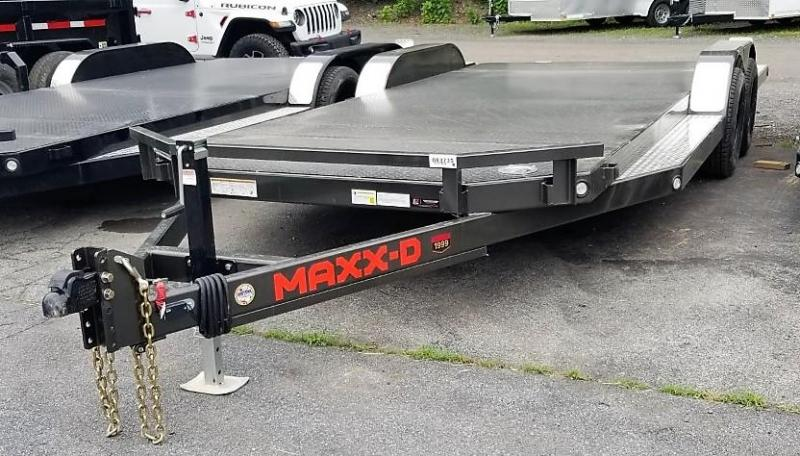 2021 MAXXD 7X20 N6X Car / Racing Trailer