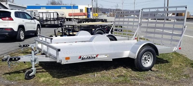 2021 Triton Trailers FIT1281 Utility Trailer