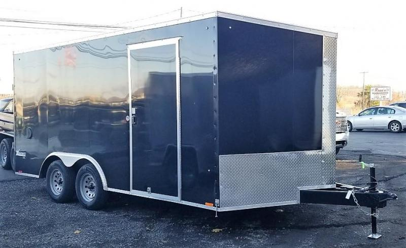 2021 Cargo Express 8.5X16 Enclosed Cargo Trailer