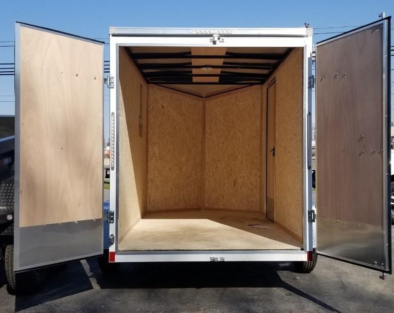 2022 Cargo Express 6x10 Enclosed Cargo Trailer