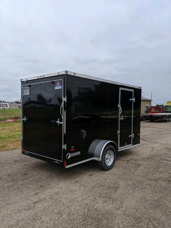 Sparks 6x12' V nose Enclosed   We Deliver !!