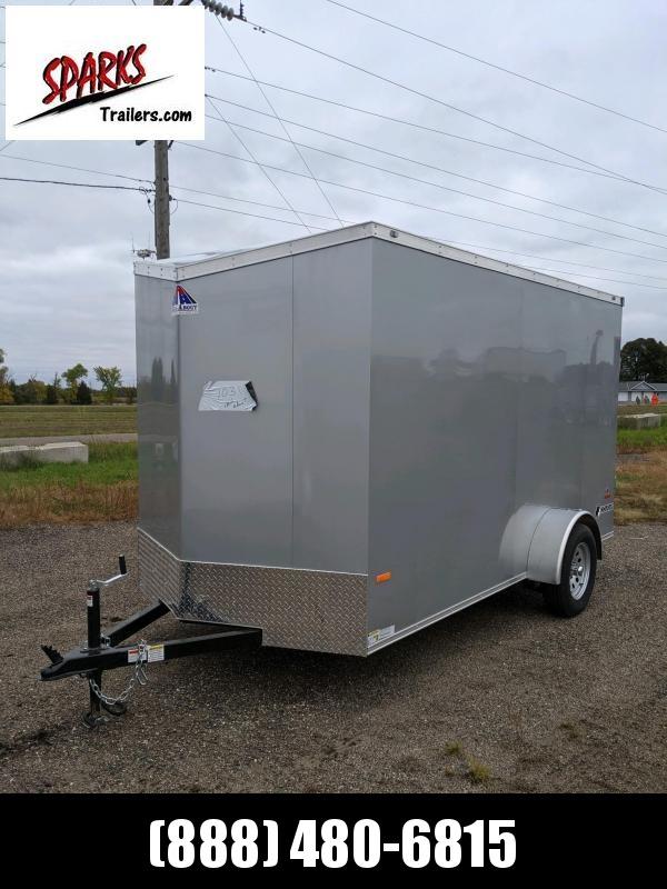 Sparks 6X12' V-Nose    We Deliver !!