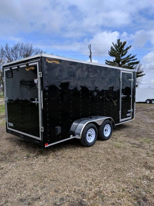 Sparks 7'X16'  Enclosed Cargo Trailer