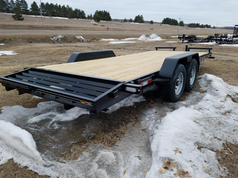 Sparks 20' Car Hauler with 5200lb Axles