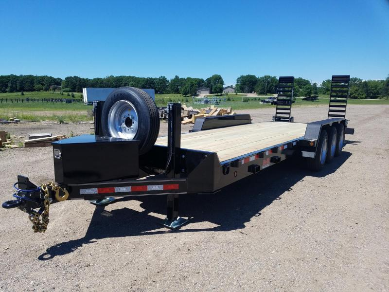 Sparks Heavy Duty  Equipment Trailer Triple 8k