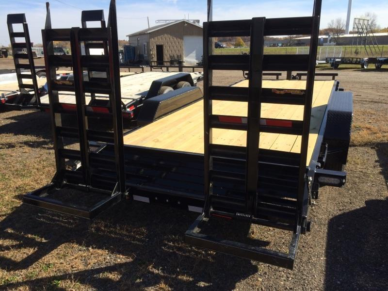 Doolittle  22' Skidsteer  Trailer