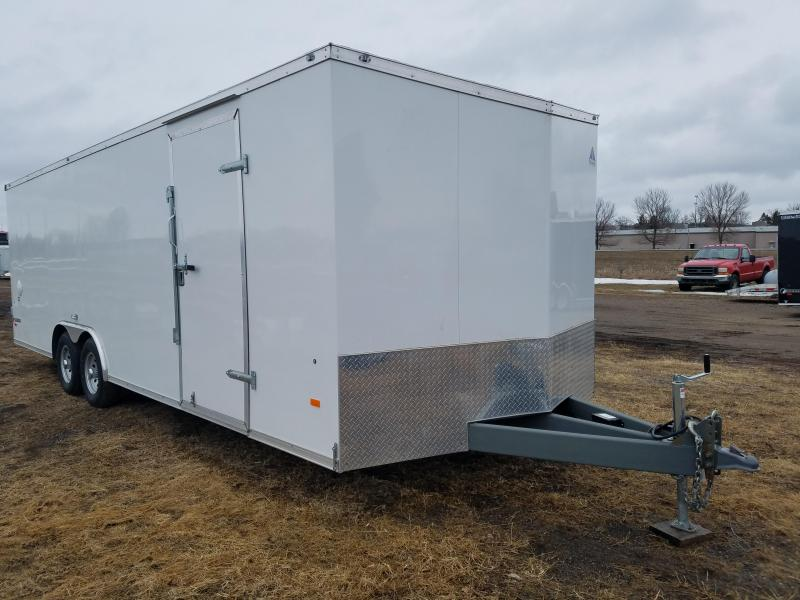 Sparks  8.5'X24' Enclosed Cargo Trailer  Contractor Grade-We Deliver !!